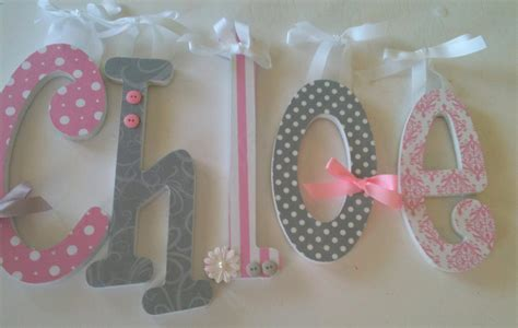 baby nursery decor stunning look baby nursery letters