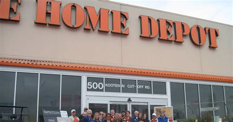 greater sandpoint chamber chatter chamber welcomes home depot