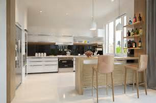 large open kitchen design interior design ideas the ultimate gray kitchen design ideas home bunch