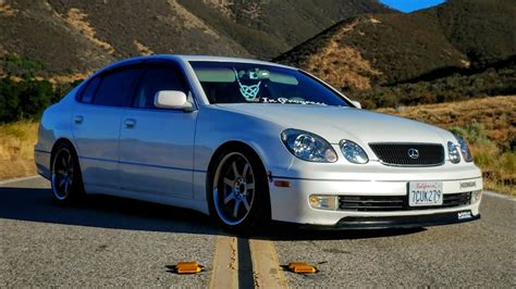 custom lexus gs400 modified 1998 lexus gs400 one take