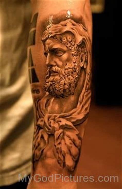 tattoo 3d zeus hercules god pictures