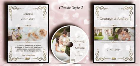 wedding dvd dvd cd custom printed classic wedding dvd label and