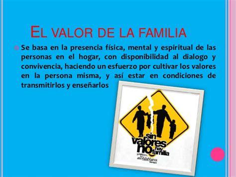 imagenes de la familia en los valores la importancia de los valores en la familia
