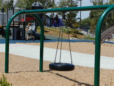 playground with swings designing play the miracle play systems blog tire
