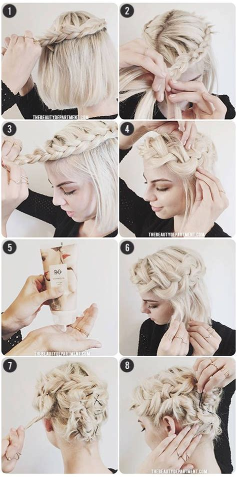 17 best ideas about bob updo hairstyles on bob updo bridesmaid
