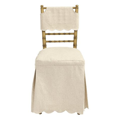 folding chair slipcover bunny williams ballroom folding chair slipcover ballard