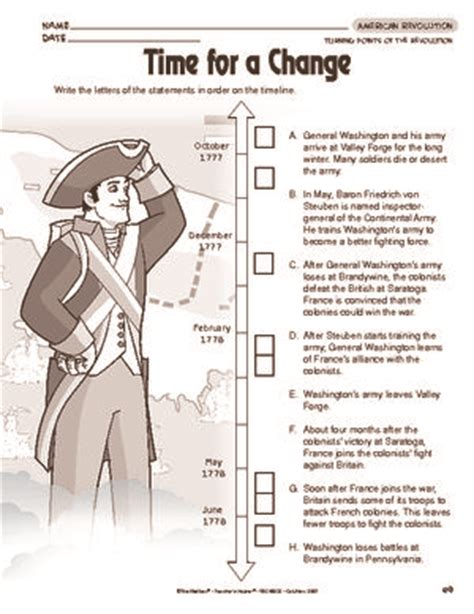 america independence movements worksheet worksheet american revolution education social studies book timeline and student