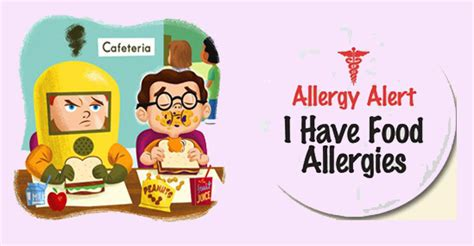 what can you give a for allergies what to do if food allergy health centre info