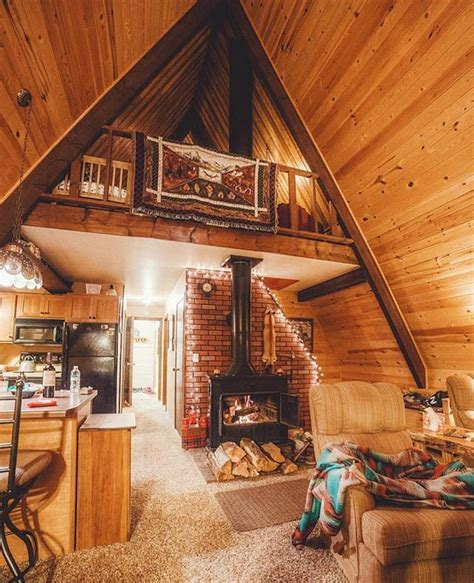 25 best ideas about small cabin interiors on