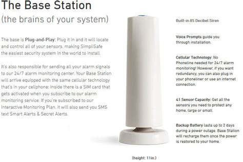 awardpedia simplisafe2 wireless home security system 8