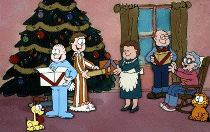 a garfield christmas special 1987 phil roman synopsis anim 225 ci 243 s kar 225 csonyok