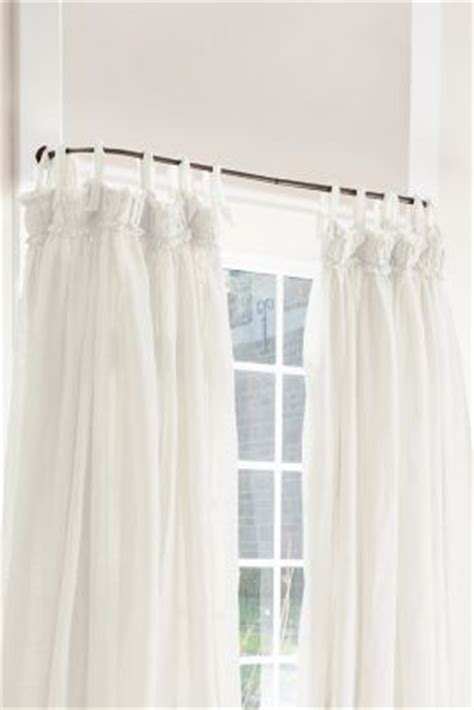 curved curtain rod for canopy 1000 ideas about curved curtain rod on pinterest arch