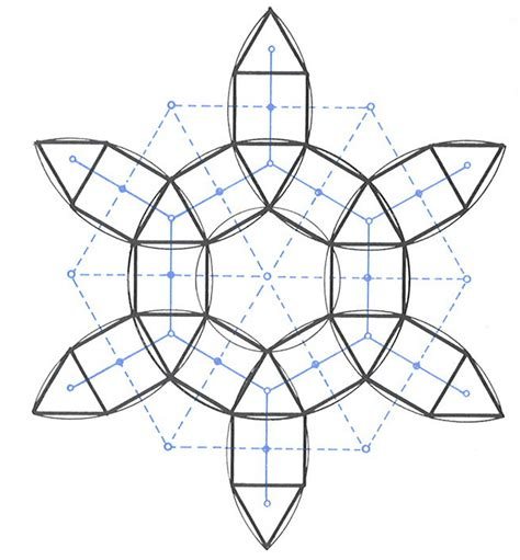 islamic pattern how to how to draw islamic geometric patterns