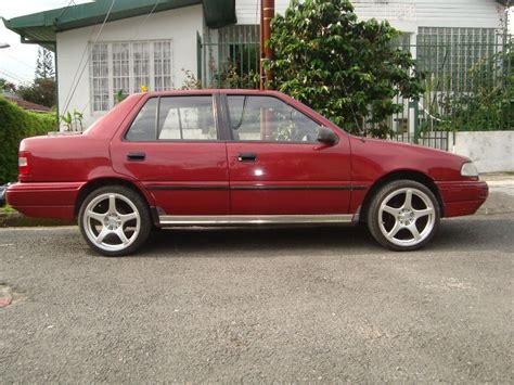 hyundai 1993 excel 1993 hyundai excel image 4