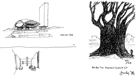 B V Doshi Sketches by Soon To Turn 90 Bv Doshi Is Only Getting Started With A