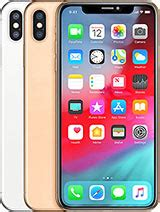 apple iphone xs max full phone specifications