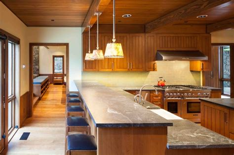 Kitchen Jackson Wy by Jackson Residence Rustic Kitchen Other Metro