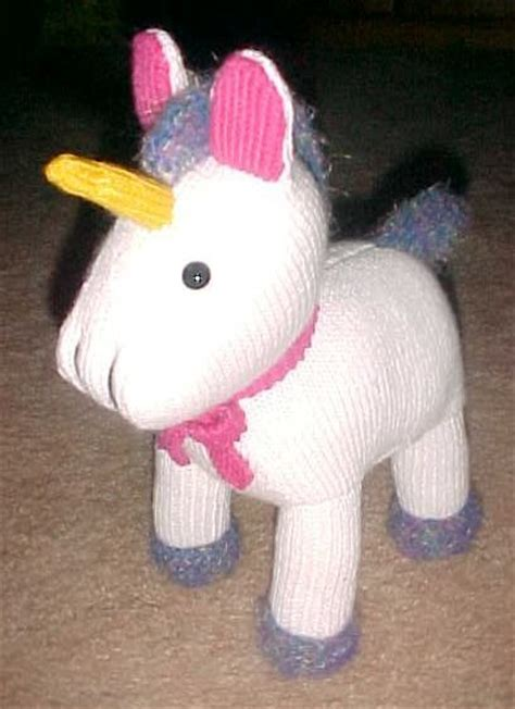 knitting pattern unicorn the unicorn knitting pattern