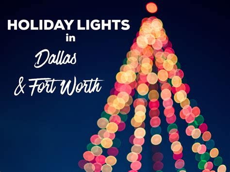 best christmas lights in texas best holiday lights in dallas fort worth texas r we