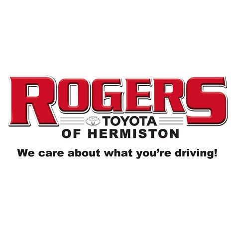 Rogers And Rogers Toyota Rogers Toyota Of Hermiston In Hermiston Or 97838