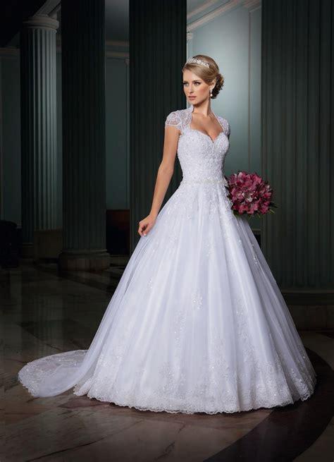 beaded cap sleeve wedding dress 2015 wedding dresses with cap sleeves backless wedding