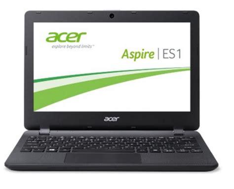 Laptop Acer Termurah Dan Spesifikasinya spesifikasi dan harga laptop acer aspire es1 111 terbaru