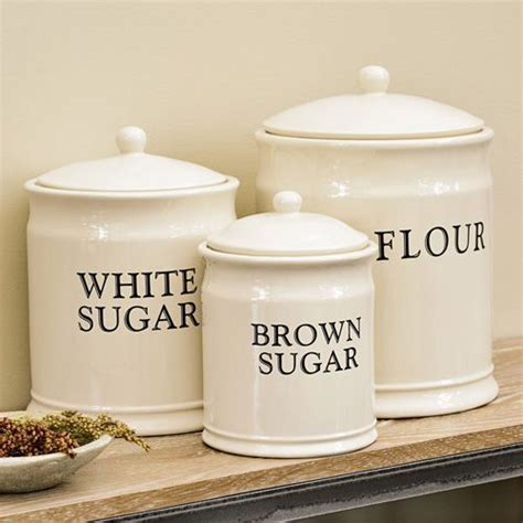kitchen canisters flour sugar best 25 kitchen canisters ideas on sugar jar