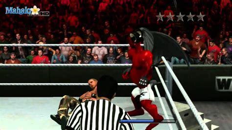 smackdown vs 2011 road to wrestlemania vs