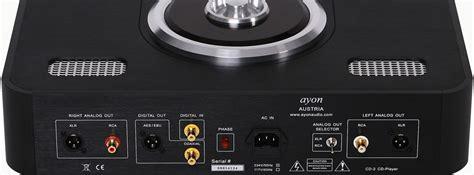 ayon audio cd  cd player review