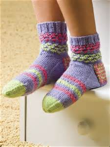 How to knit socks knitting pattern book