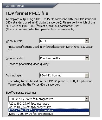 format file video mpeg tmpgenc 4 mpeg 2 and mpeg 1 video settings page 7 8