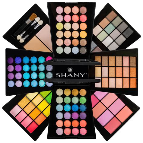Makeup Palette the cliche all in one makeup palette shany