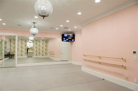 Bathroom Mirror Decorating Ideas street of dreams ballet studio traditional home gym