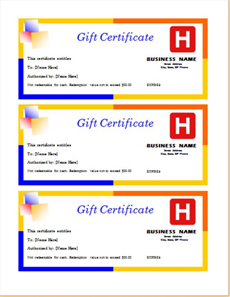 travel certificate template travel certificate template gift certificate voucher