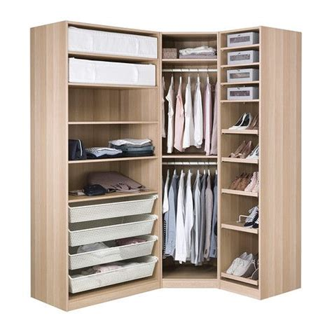 Corner Armoire Closet by Best 25 Corner Wardrobe Ideas On Corner