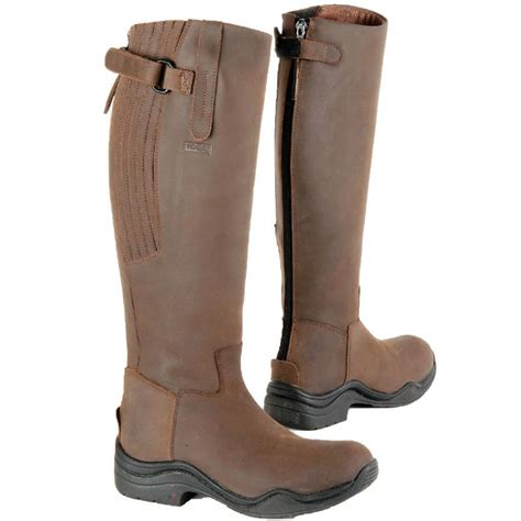 toggi boots for toggi calgary boots brown redpost equestrian