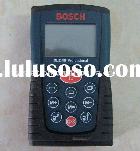 Bosch Dle 40 Laser Distance Meter multipurpose fixit laser levelpro3 measuring equipment 8ft