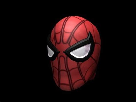 event spider mans mask roblox heroes