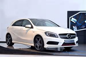 mercedes a class amg sport price