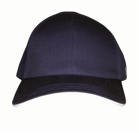 emporio armani ea7 black baseball cap hats from