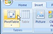 connect slicer to pivot tables different data source excel two pivot tables on one sheet create two pivot