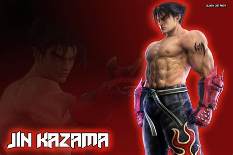 jin kazama tattoo jin kazama version by catanca on deviantart