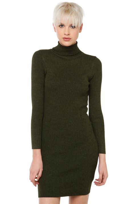 Turtleneck Sleeve Dress turtleneck sweater dress sleeve sweater