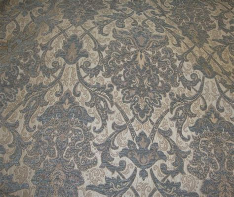 Damask Drapery Fabric chenille upholstery 57 quot wide royalty damask drapery fabric