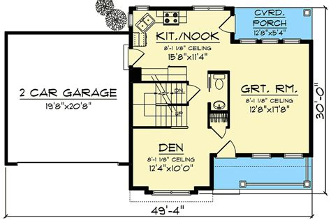 Floor Plans With 2 Story Great Room