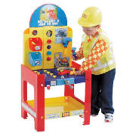 bob the builder tool bench bench drills