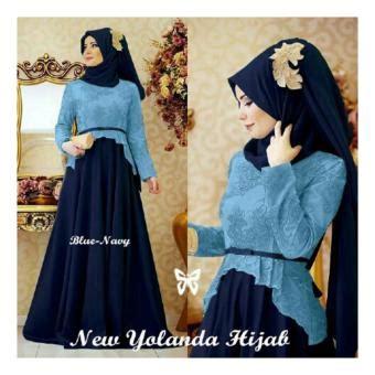 Amirah Syari uc best seller dress gamis muslim amirah muslim