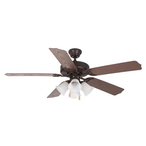 home decor ceiling fans yosemite home decor 52 in oil rubbed bronze ceiling fan