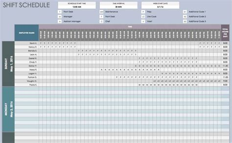 schedule spreadsheet template spreadsheet templates for