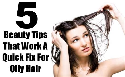 a quick fix for oily hair dry clean it one good thing 5 wacky beauty tips that work a quick fix for oily hair